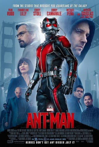 Illustration for article titled Watch Ant-Man Online Free Full Movie Streaming 2015