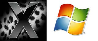 Illustration for article titled Mac OS X Leopard and Windows Vista side by side