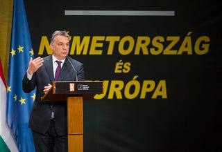 Illustration for article titled A legjobb idézetek a mai Orbán-interjúból