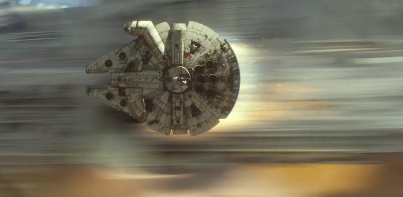 Illustration for article titled El origen del Halcón Milenario de Star Warses mucho más antiguo de lo que se creía