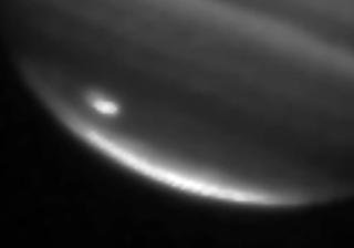 Illustration for article titled Impacting Object Scars Jupiter for Life