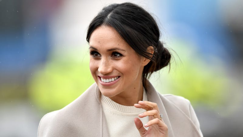 Illustration for article titled Brands See a Halo of Golden Coins Around Meghan Markle's Glamorous Head