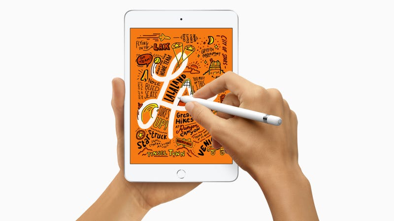 Illustration for article titled Nuevos iPad Air y mini: diseño obsoleto, potencia sin precedentes