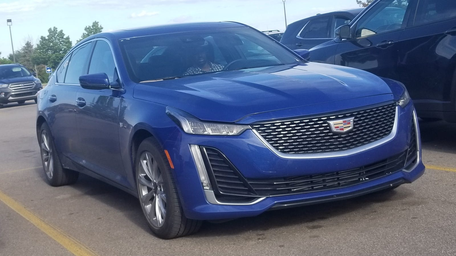 At $37,890 the 2020 Cadillac CT5 Hopes to Compete With the ...