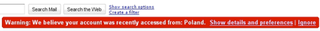 Illustration for article titled Gmail Detects and Warns You If Someone Else Is Using Your Account