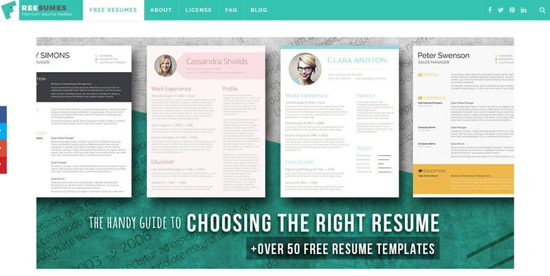 how to create a resume that doesn t suck