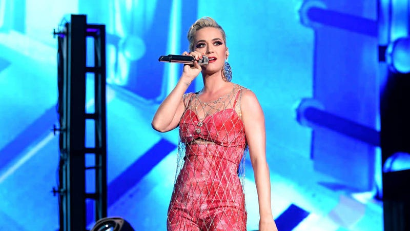 Katy Perry Owes a Buttload of Money for Allegedly Ripping Off That Christian Rap