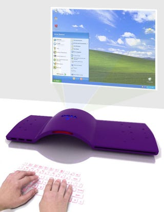 Illustration for article titled Dell Froot Concept Design Does Away with Keyboard, Monitor