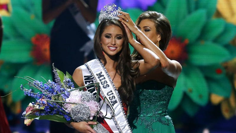 Illustration for article titled New Miss USA Says Women Need to 'Learn to Protect Themselves'