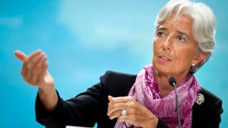 Illustration for article titled First Female Head of the IMF Smart and Sexy, But Mostly Sexy