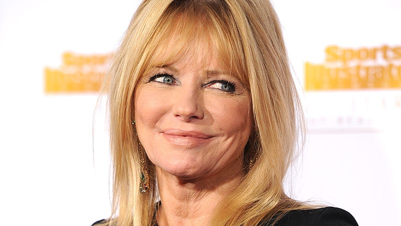 Illustration for article titled Cheryl Tiegs Is Still Talking, Compares Being Plus-Sized to Having an Eating Disorder