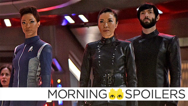Updates on Star Trek: Discovery Season 3, Michelle Yeoh s Section 31 Spin-Off, and More