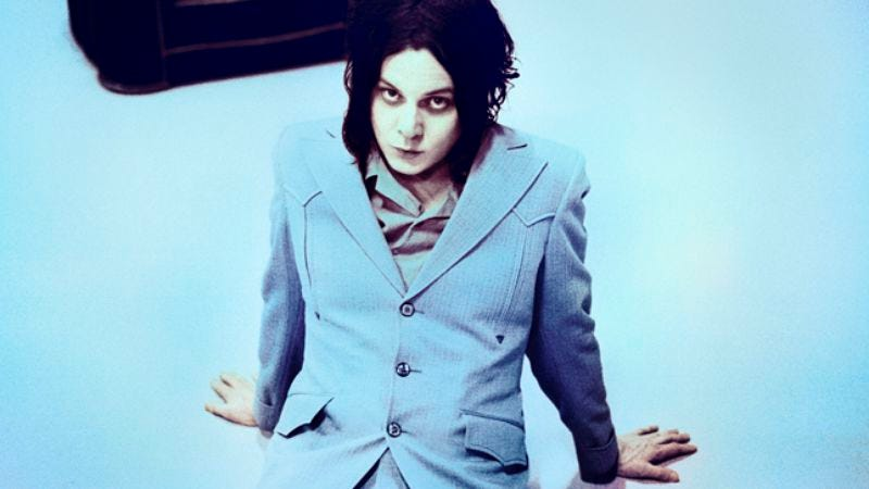 Illustration for article titled Jack White: Blunderbuss