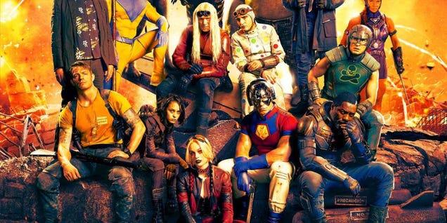 Suicide Squad Director James Gunn Confirms Multiple Post-Credit Scenes