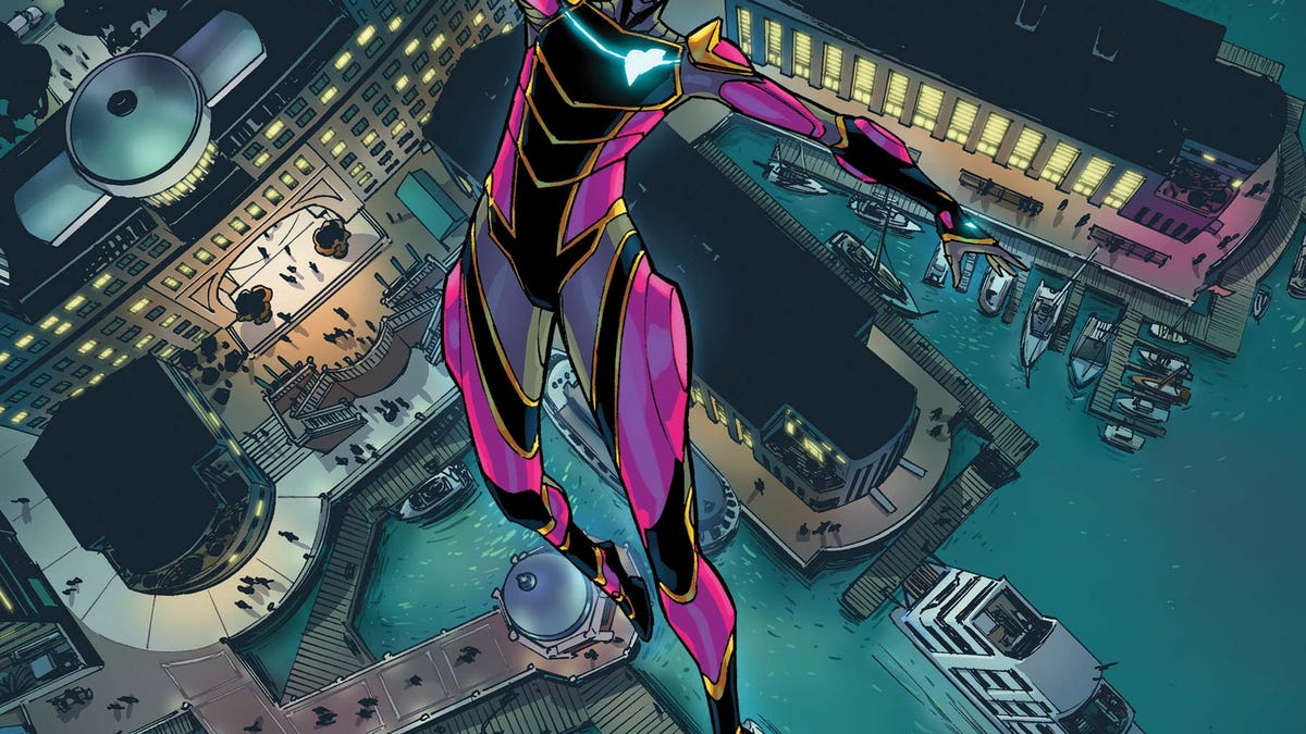 """""""What keeps us coming back is the human struggle"""": Eve Ewing on writing Marvel's Ironheart"""