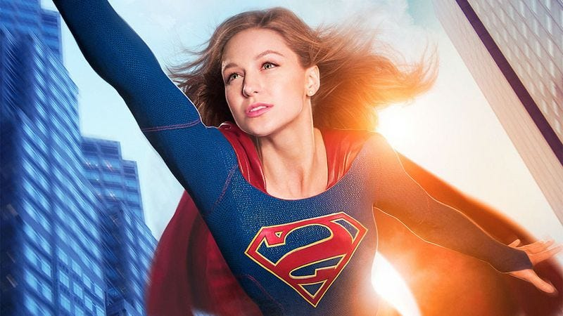 Illustration for article titled Supergirl may soon get a Bizarro visitor