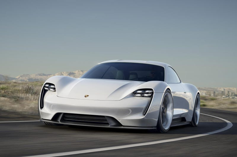 Illustration for article titled Porsche Mission E Goes From 'Tesla Killer' To 'Income Stealer' With Cost Cuts