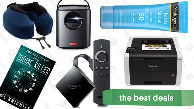 Saturdays best deals color laser printer portable projectors 4k saturdays best deals color laser printer portable projectors 4k fire tv and more fandeluxe Images