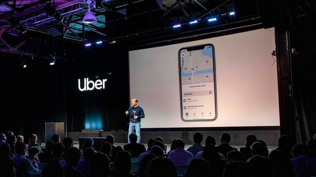 Report: Uber CTO Resigns Amid Plans to Slash Up to a Fifth of the Company s Employees