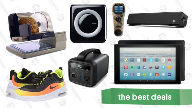 Wednesday s Best Deals: Amazon Warehouse Sale, Perry Ellis, Thermacell, Nike, and More