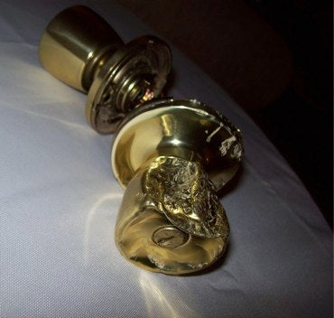 If you have a lot of interior doorknobs with key locks on them sooner or later you\u0027re bound to lose the key or lock them inside the room. & How to Open a Locked Interior Door When You\u0027ve Lost the Key