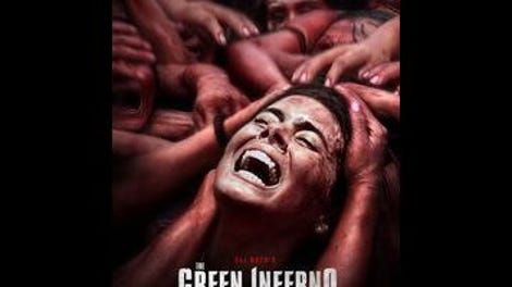 Eli Roth Cannibalizes Himself Again With The Green Inferno