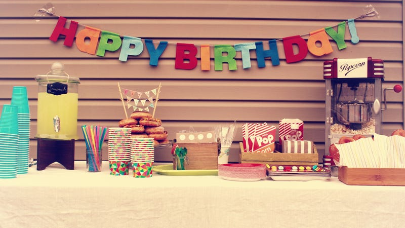 Be The Parent Who Puts No Gifts On Your Kids Birthday Party Invite