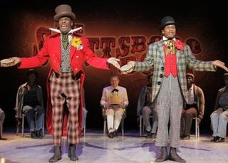 Illustration for article titled 'The Scottsboro Boys' and 'Sister Act' Garner Tony Noms