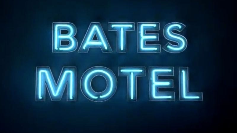 Illustration for article titled A&E and Carlton Cuse want you to make the opening sequence for Bates Motel