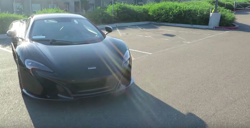 In a video last year, McSkillet showed off his black McLaren sports car—the same car he drove down the wrong side of the freeway yesterday afternoon, killing two people and injuring eight others.