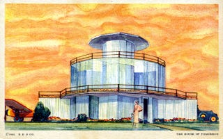Illustration for article titled The House of Tomorrow (1933)