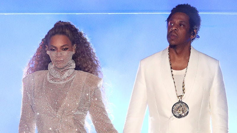 Beyoncé and Jay-Z open their On the Run II Tour on June 6, 2018, in Cardiff, Wales.