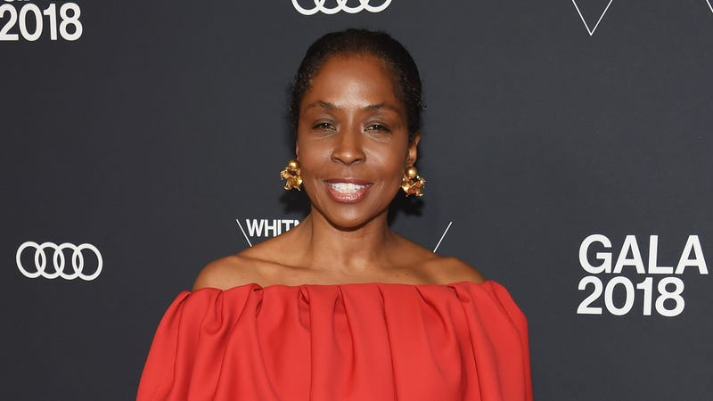 Honoree Artist/Photographer Lorna Simpson attends the 2018 Whitney Gala on May 22, 2018 at Whitney Museum in New York City.