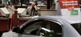Illustration for article titled Here Are The Ways Dealerships Fail At Internet Sales