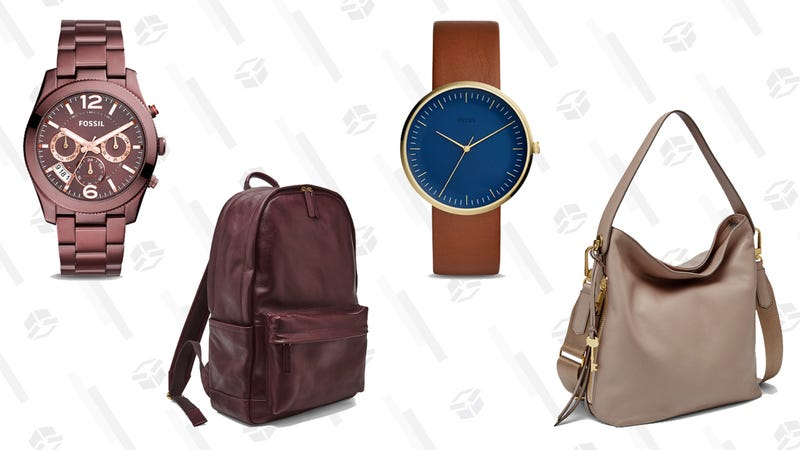 Extra 20% Off Men's and Women's Sale | Fossil | Promo code HIGH5