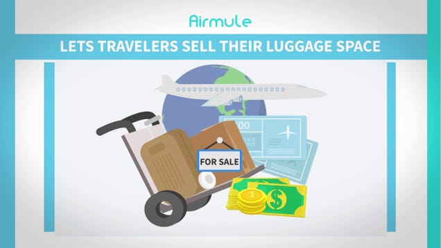 Airmule Pays You to Let TSA-Certified Shippers Use Your
