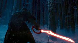 Illustration for article titled Star Wars Lightsaber butthurt 2014