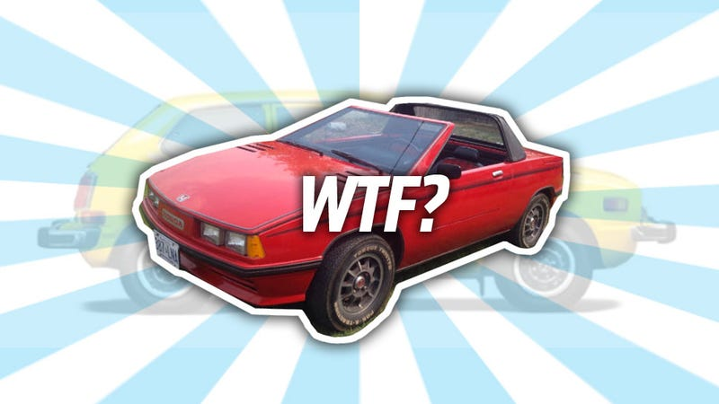 Illustration for article titled What The Hell Is This Weird Unknown Honda?