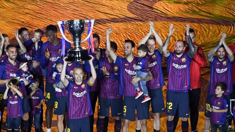 Illustration for article titled New Marketing Deal Will Bring Regular Season La Liga Match To The U.S.