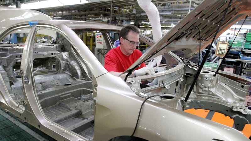 Illustration for article titled Toyota Is Doubling Down on U.S. Production