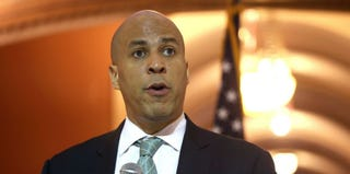 Cory Booker (John Moore/Getty Images)