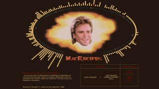 Illustration for article titled The Ultimate MacGyver Recipe Book Rounds Up All of Mac's Clever Hacks
