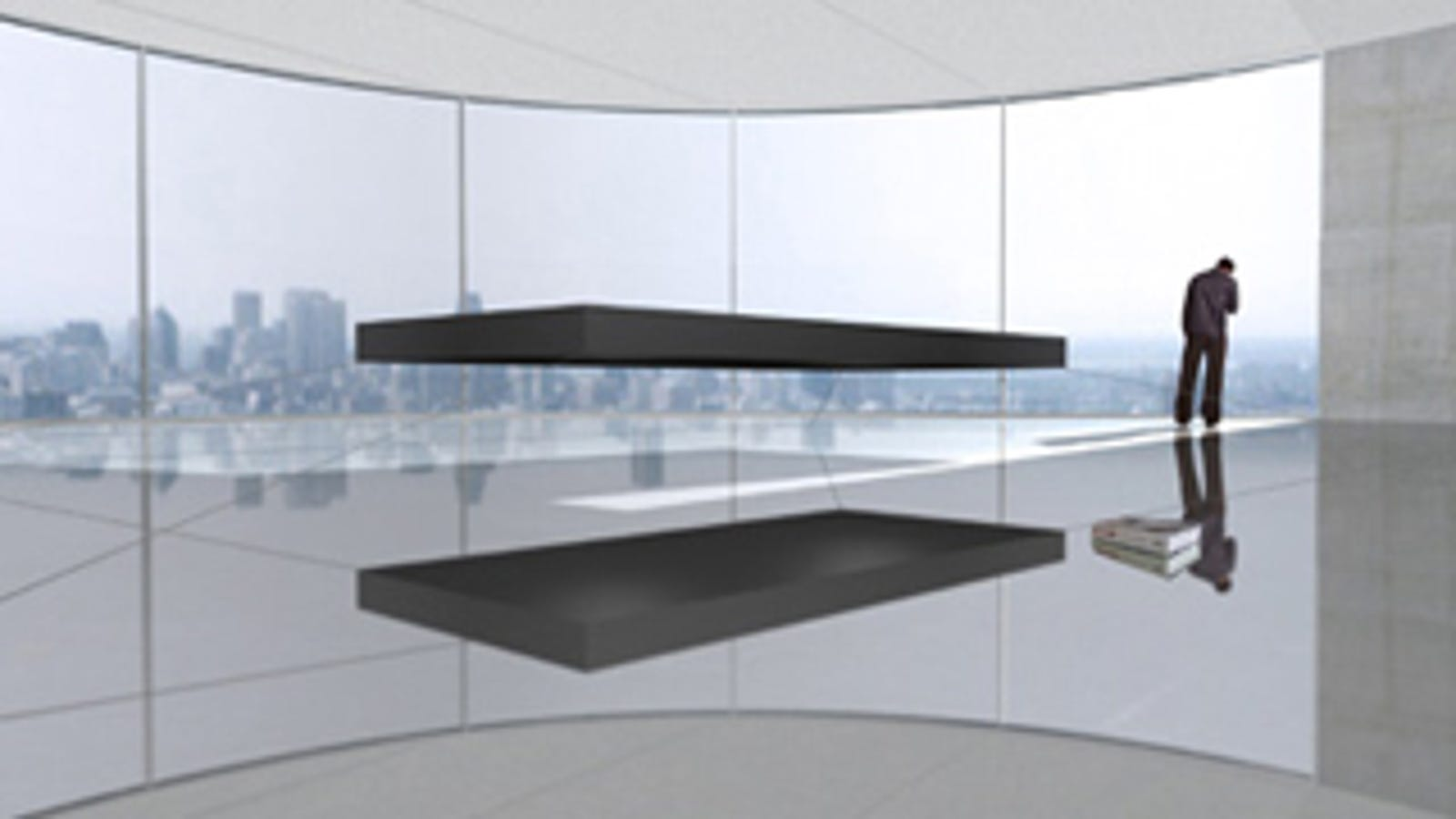 Magnetic Floating Bed: Oh. Your. God.