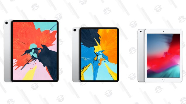 Amazon s Discounting Apple s Latest iPads, Including Up To $200 Off the iPad Pro