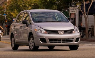 Most Interesting, And Seemingly Lost In The Saved By Zerogasm, Is News Of A  Lower Priced Version Of The 2009 Nissan Versa Sedan ...