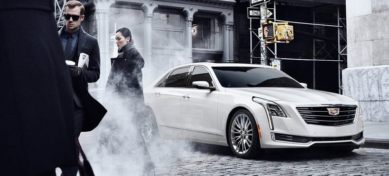 Illustration for article titled No 'Direct Successors' For The Cadillac CTS And ATS; XTS Dead By 2019