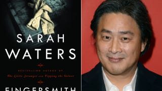 Illustration for article titled Uh: The Director of Oldboy Is Adapting Sarah Waters'Fingersmith