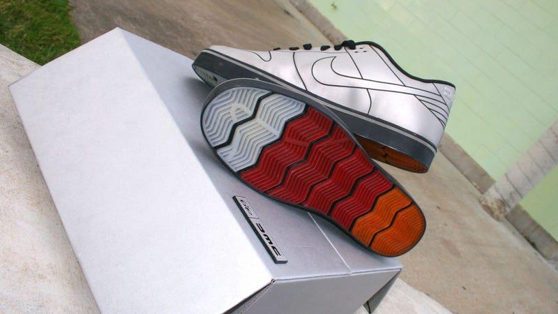 Nike Dunk Delorean Shoes