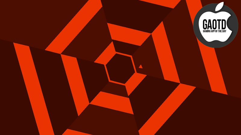 Illustration for article titled You Probably Can't Last 30 Seconds In Super Hexagon, But Buy It Anyway.