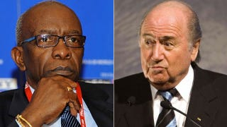 """Illustration for article titled Disgraced Ex-FIFA VP Plans To Disgrace FIFA President With """"Tsunami"""" Of Corruption Charges"""